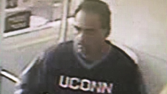 This man is accused of shoplifting from ShopRite in Clinton. (Clinton Police photo)