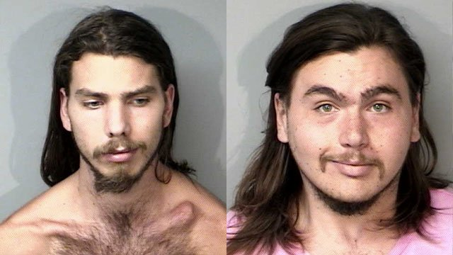 Maximillian Rodriguez and Ronald Rodriguez. (State police photos)