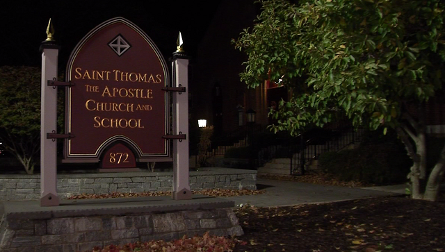 St. Thomas the Apostle, West Hartford (WFSB)