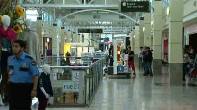 Connecticut Post Mall will have increased security during annual Halloween event. (WFSB file photo)
