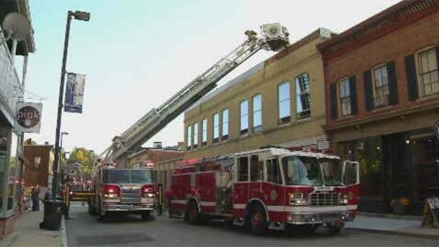 Norwich officials are looking to catch whomever is setting vacant buildings on fire (WFSB)