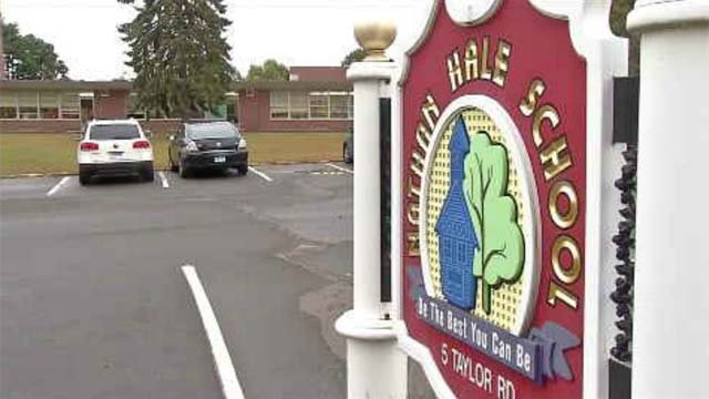 Nathan Hale School  (WFSB file photo)