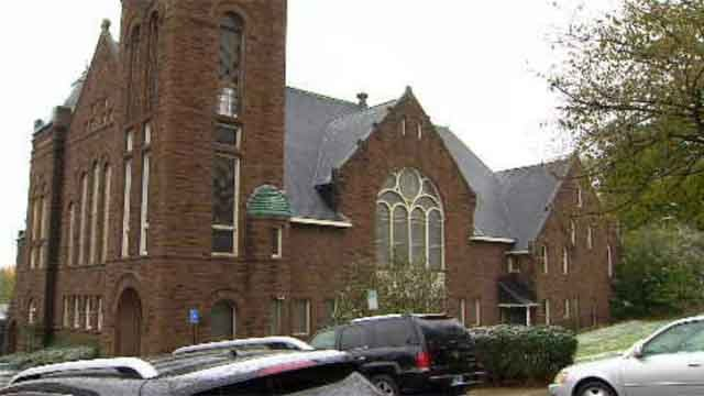 The Holy Word Foundation church is in need of money for repairs (WFSB)
