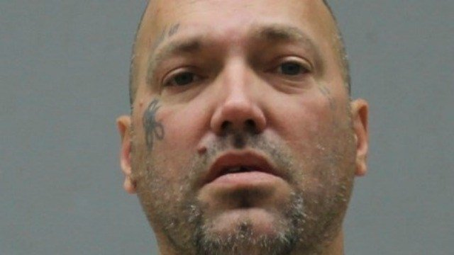 Christopher Jolly, 48, of Vernon, was arrested for running a drug operation. (Vernon PD)