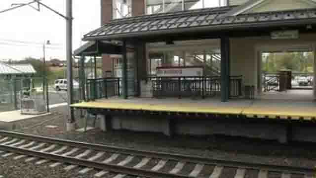 Branford train station (WFSB)