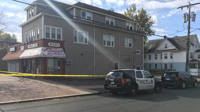 Hartford police are investigating a Sunday morning shooting (WFSB)