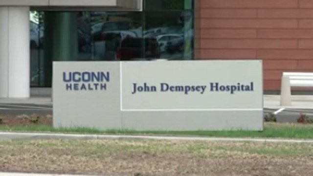 University of Connecticut Health Center, John Dempsey Hospital (WFSB)