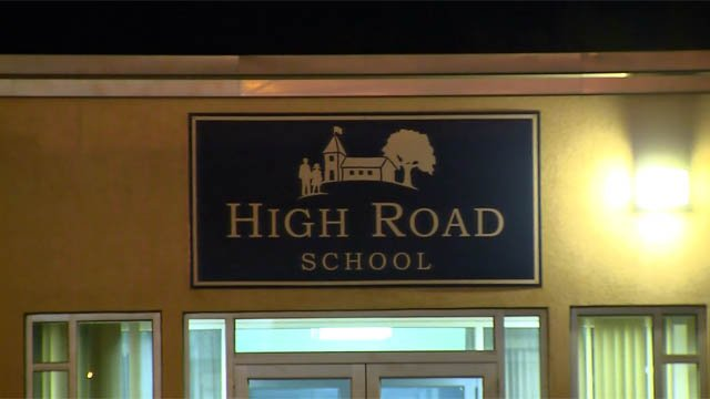 High Road School of Hartford High School (WFSB)