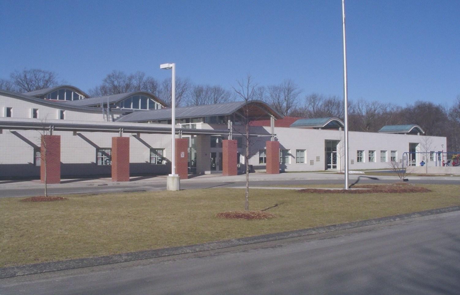 McKinley Elementary School will be closed on Wednesday. (Fairfield Public Schools)