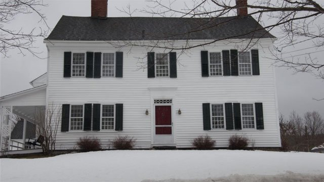 The Steward's House in Cornwall is being designated as national historic landmark. (@GovMalloyOffice)