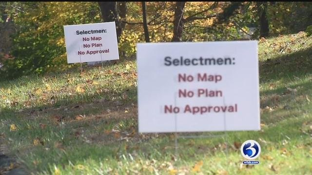 Town of Guilford is divided on proposed greenway trail (WFSB)