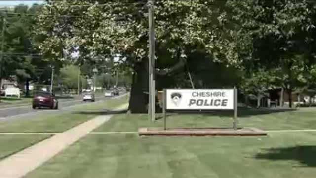 Cheshire Police Dept. (WFSB file photo)