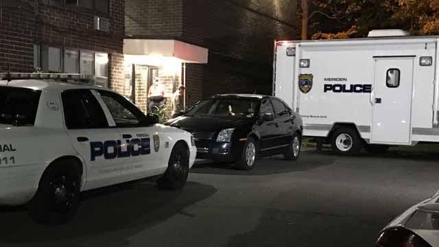 A man's body was found inside an apartment in Meriden (WFSB)