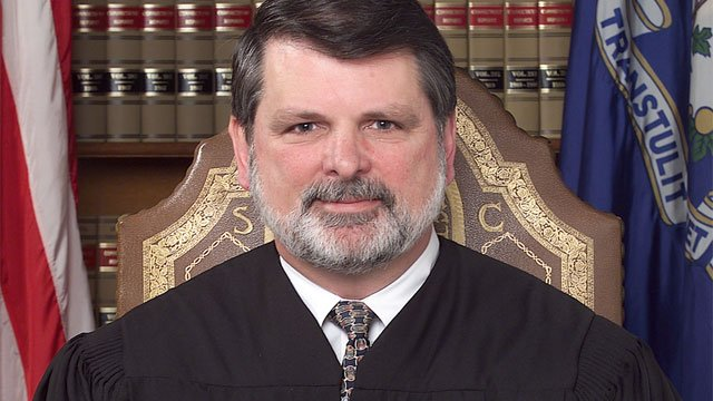 Justice Peter T. Zarella will retire from the Connecticut Supreme Court at the end of December. (CT Judicial Department)