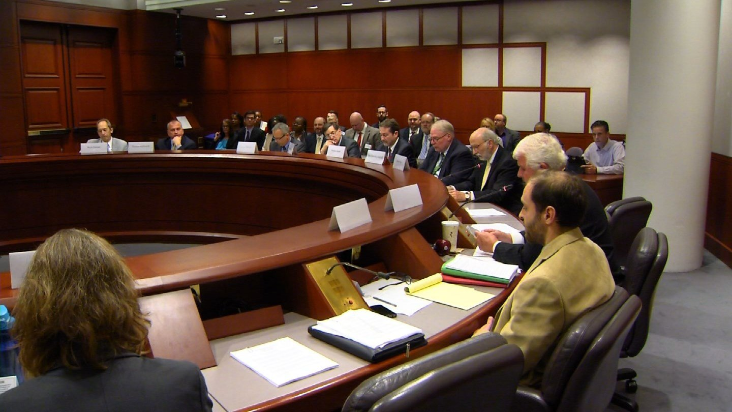 Advocates for bail reform have urged Connecticut officials to overhaul pretrial detention practices in the state. (WFSB)