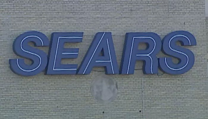 Sears and its auto center in West Hartford will be closing early next year. (Source: CNN)