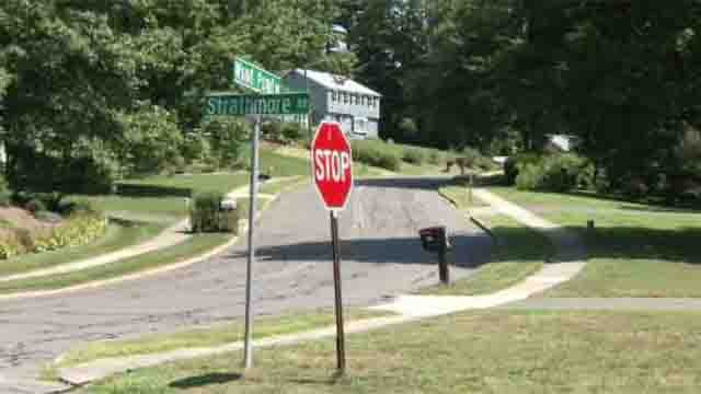 A woman was grabbed by a teen while she was out walking Wednesday afternoon. (WFSB)