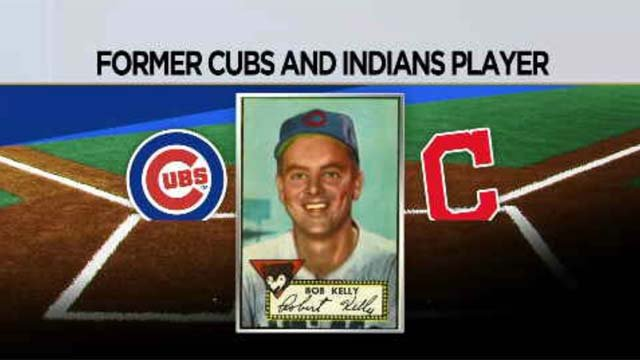 Bob Kelly played for both the Cubs and the Indians