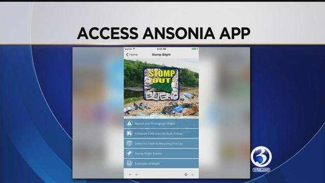 Issues in town or just want to message the mayor, a new app is letting Ansonia residents do just that. (WFSB)