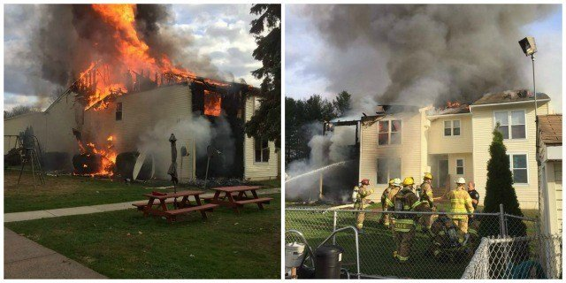 (Courtesy of South Windsor Fire Department)