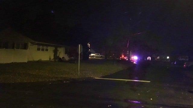 Mutliple cars caught fire in Ellington Sunday morning. (WFSB)