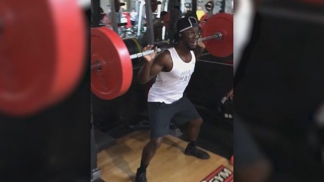 Celebrities including Kevin Hart are participating in the new social media trend. (CNN)