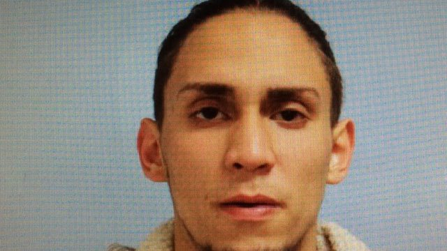 Jerremy Jimenez. (Willimantic police photo)