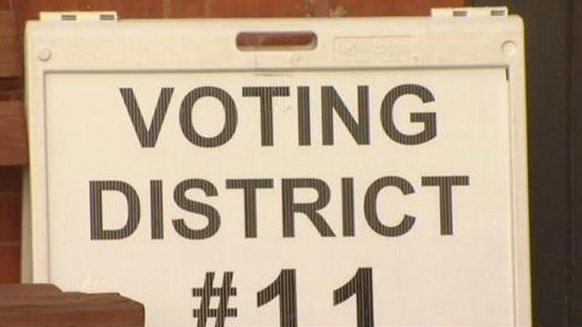 Some issues were reported in Hartford on Election Day. (WFSB)
