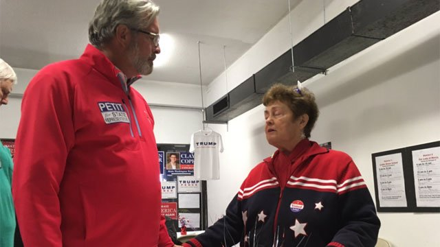 State Rep. Betty Boukus concedes to Dr. William Petit in 22nd District (WFSB)