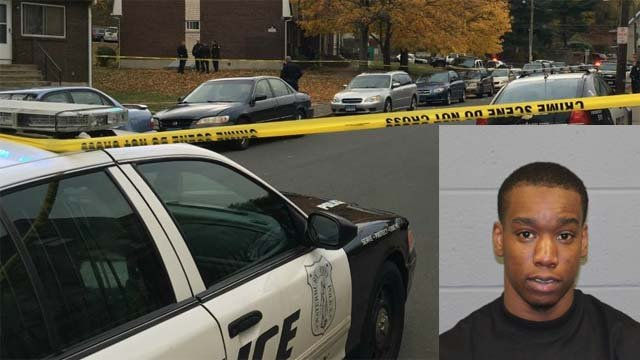 Erick Malone is wanted in a deadly shooting of a teenager (Waterbury police/WFSB)