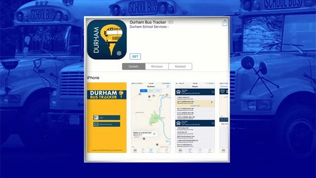 Waterbury school officials are working on a potential bus-tracking app for parents (WFSB)