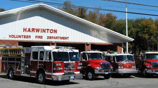 The Harwinton Volunteer Fire Department. (Facebook photo)