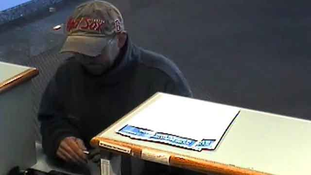 Webster Bank reported a bank robbery on Saturday morning (Enfield Police)