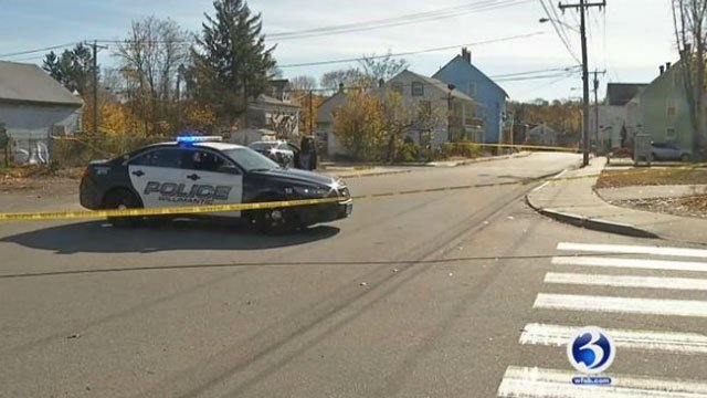 Police have obtained arrests fortwo men wanted in connection with a murder in Willimantic over the weekend.(WFSB)