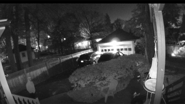 Police are trying to identify suspects in surveillance video. (West Hartford Police Department)