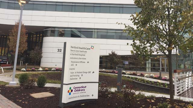 Hartford HealthCare's Bone & Joint Institute at Hartford Hospital. (WFSB photo)