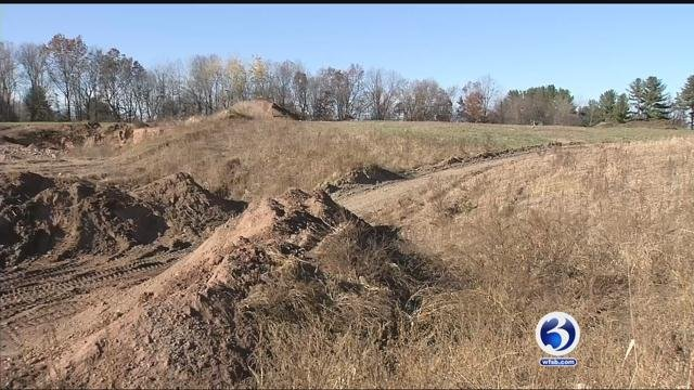 Parties in gravel pits have been a recurring problem for the town of East Windsor. (WFSB)
