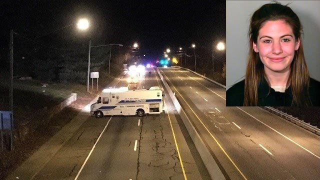 Sophia Thielman was charged in connection with a serious scooter crash in New London. (WFSB/New London police photo)