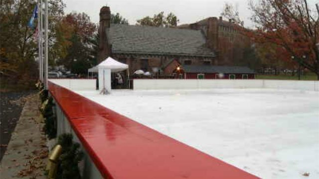 It's the time of the year for Winterfest in Hartford. (WFSB)