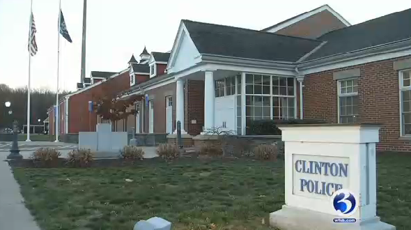 The Clinton Police Department (WFSB)