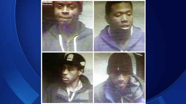 Clinton police are looking for suspects allegedly involved in stealing cars in the area. (Clinton Police)