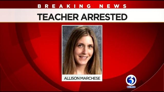 Allison J. Marchese was accused of sexually assaulting a teenage student and having inappropriate contact with another has accepted a plea deal in the case.