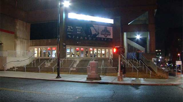 Residents heard about proposed renovations to the XL Center on Tuesday (WFSB)