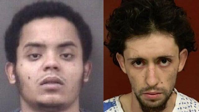Kelvin Quintero and Noel Figueroa-Flores. (Milford police photos)
