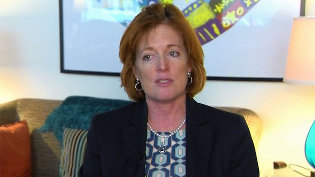 Morna Murray to step down from her position as commissioner of the Connecticut Department of Developmental Services. (WFSB file)