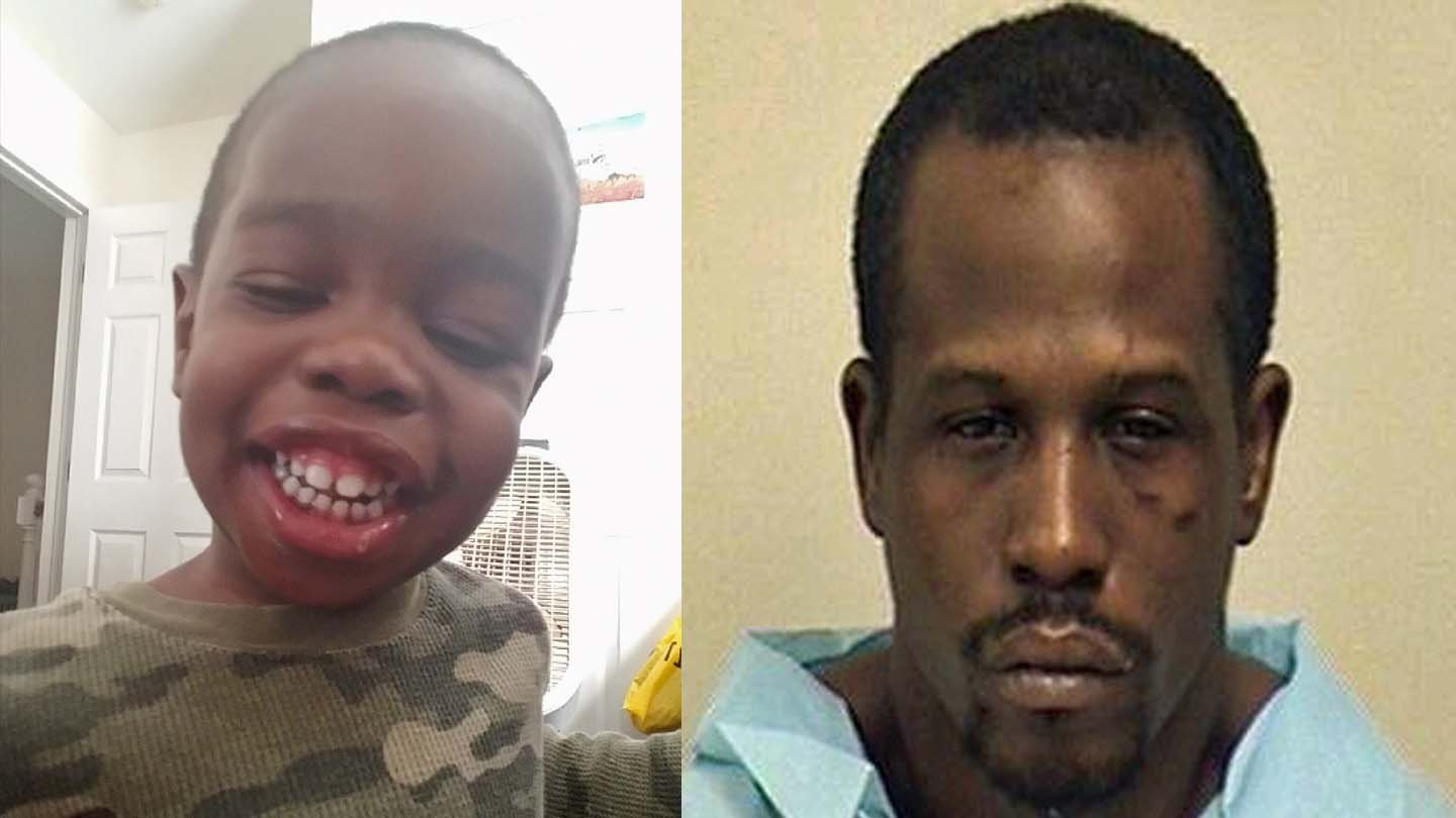 Westport police have found a missing 2-year-old boy who they believe was taken by his uncle. (Westport police photos)