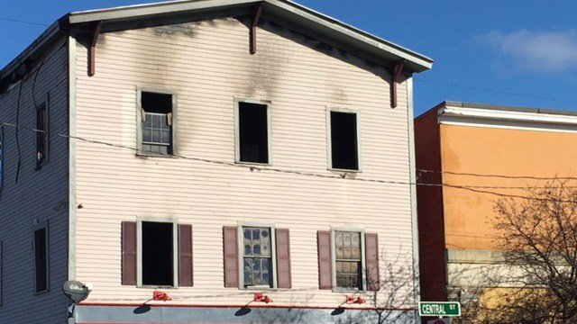 Danielson officials said the frame of the building is unstable and the building will have to be demolished. (WFSB)