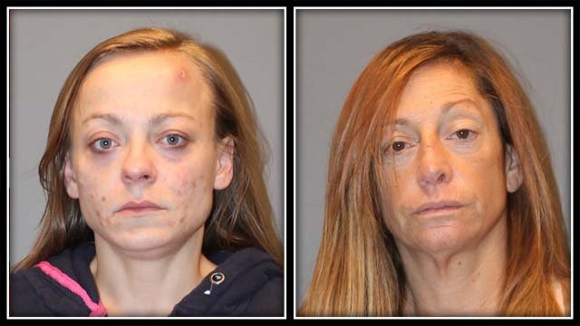 Two roommates in Stratford are facing drug and prostitution charges. (Stratford Police)