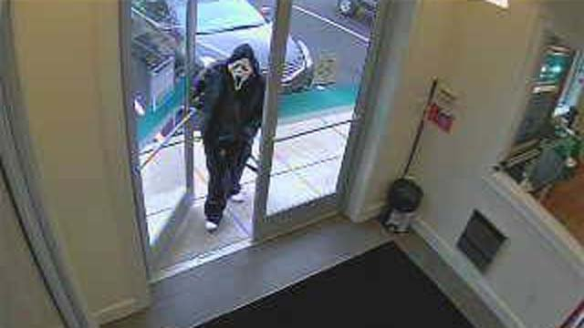 Police are searching for a man who robbed a bank in Norwalk on Tuesday (Norwalk police)