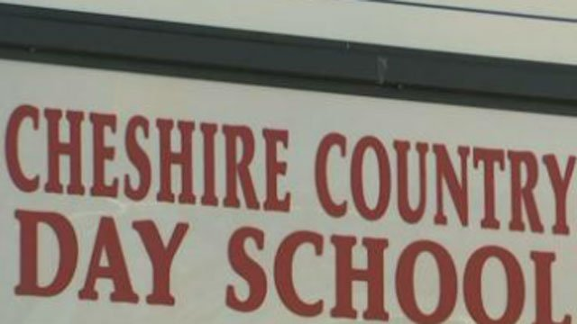 Cheshire Country Day School closed for good this week. (WFSB)